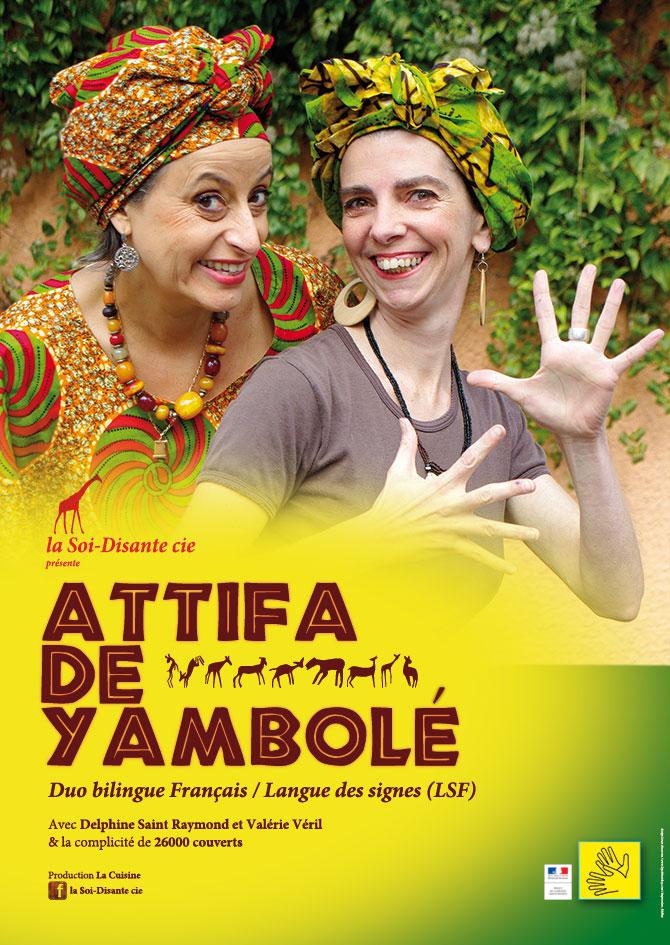 Attifa de Yambolé en duo