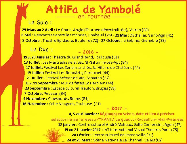 dates Juillet 2016